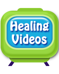 energy healing video graphic