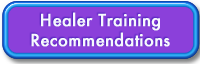 healer training recommendations button
